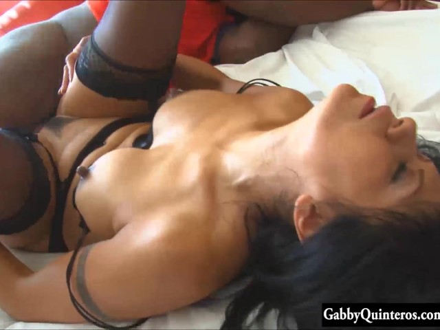 Gabby quinteros hotel bbc hook up 9
