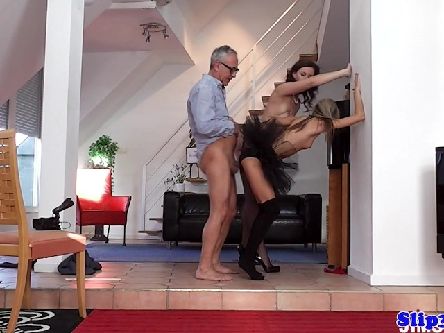 image Glam eurobabe assfucked by a black dick pov