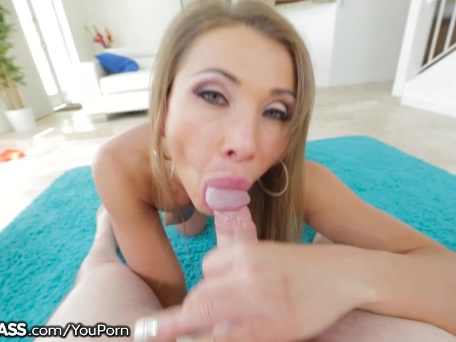 Milf christina fucked and facialed