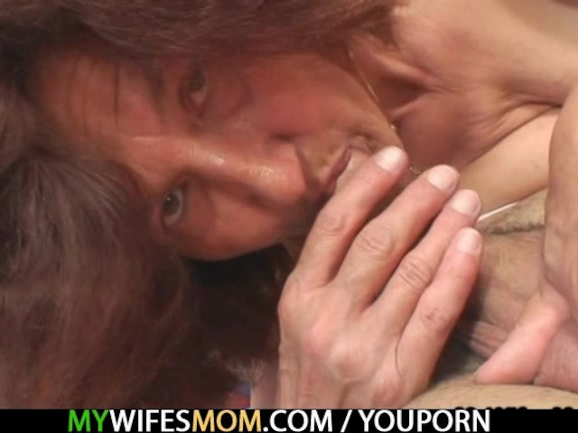 image Wife gets mad when catches her man fucking her mom