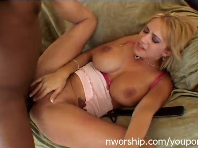 Big Boobs Sexy Blond Fucked Hard In The Ass Interracial -6651