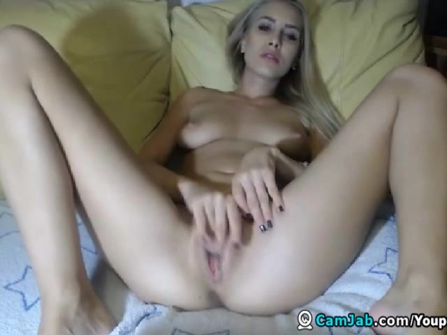 Huge clit webcam masturbate