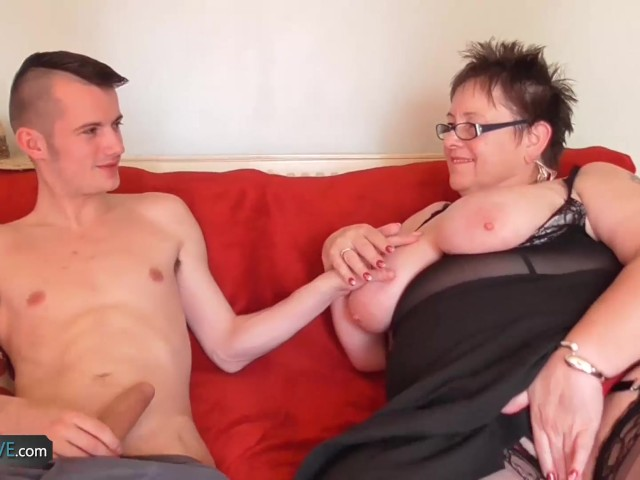 Agedlove fat mature honey hardcore with sam bourne 4