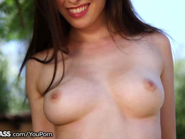 Casey Calvert Sloppy Deepthroating
