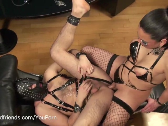shemal porn dansk bondage