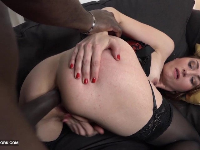 Milf Anal Sex With Black Guy Screaming In Pleasure From -5344