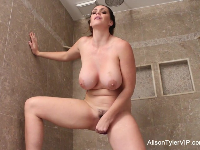 Alison tyler enjoys herself while shooting 7