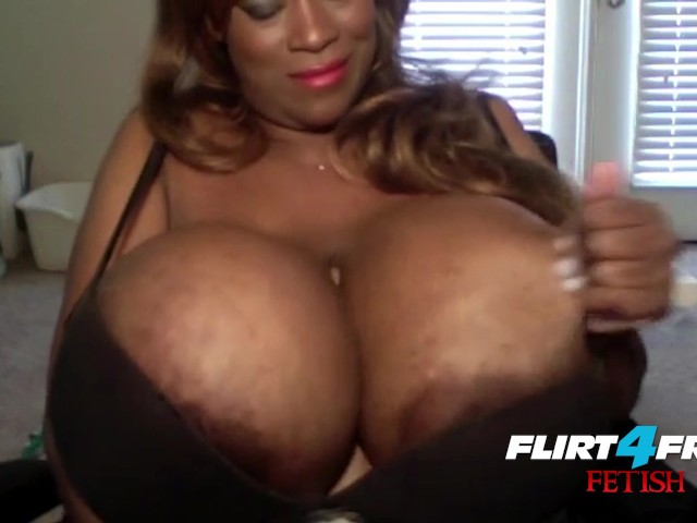 Ebony Mistress Crushes Sub With Her Huge Tits - Free Porn Videos - Youporn-2247