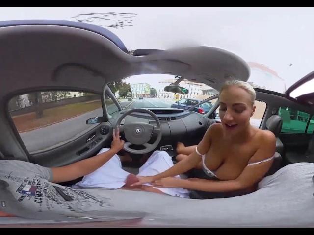Holivr 360Vr  Car Sex Adventure, Real Driving 360 Vr -6221