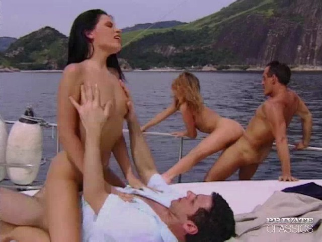 dreier porno private orgie