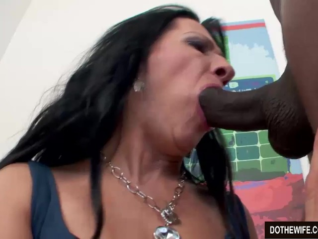 Mature and big black cock