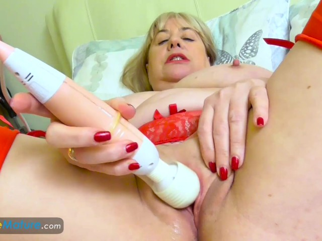 image Hot chubby extended masturbation session