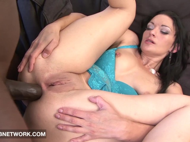 Mature female anal sex