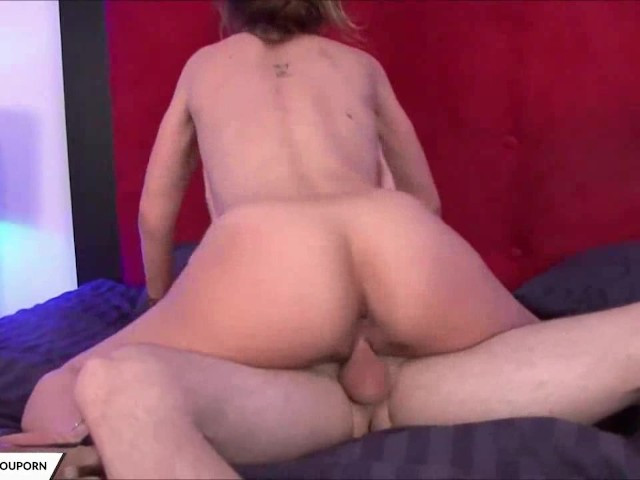 25year old hottie takes a gooey double facial 9
