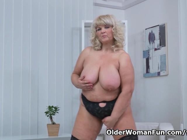 BBW Milf porno foto