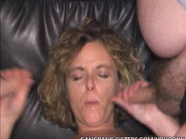 amateur wives gangbanged by hundreds of men