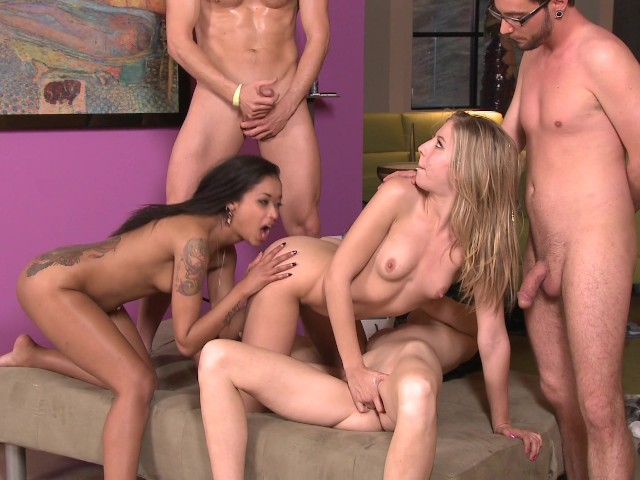 Group Sex In The Living Room - Sabotage - Free Porn Videos -7544