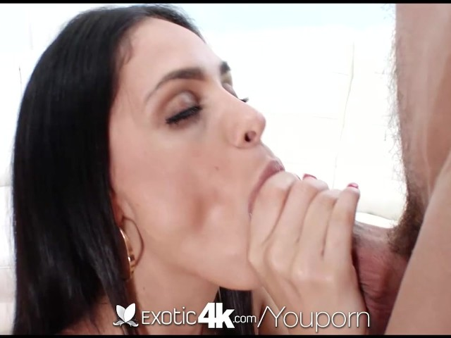 Busty latina dk sloppy deepthroat blowjob 9