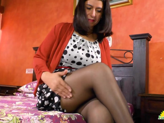 Latinchili mature anabella horny showoff footage 1