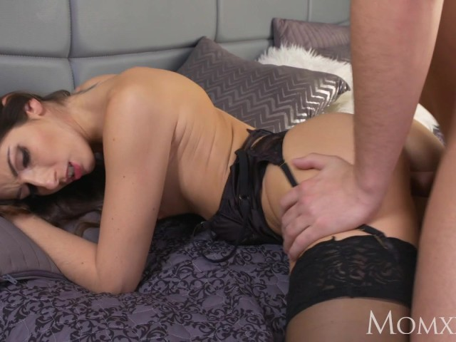 Mom Seductive French Milf In Sexy Stockings And Suspenders Gets Creampie - Free Porn Videos -7897