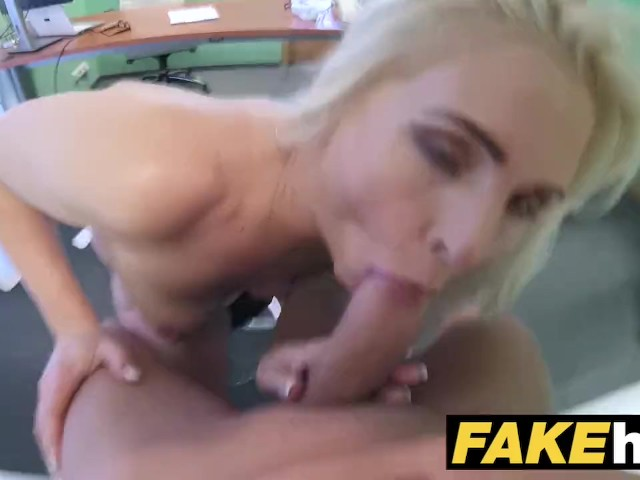 Fake hospital big tits