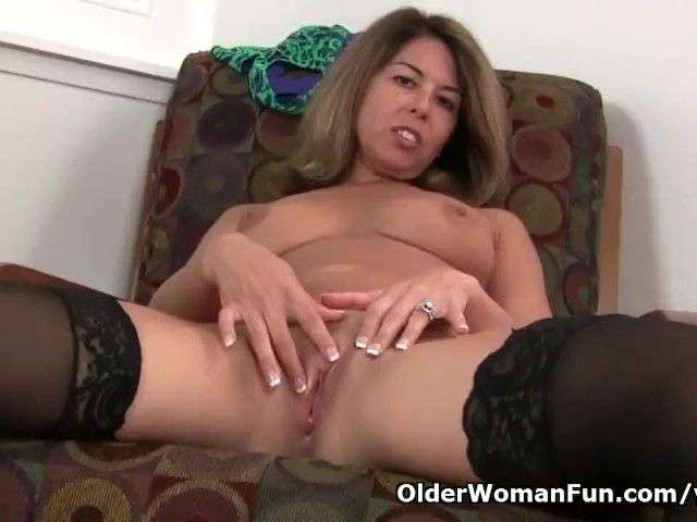 American Milf Niki Shares Her Fuckable Pussy With You - Free Porn Videos - Youporn-7964