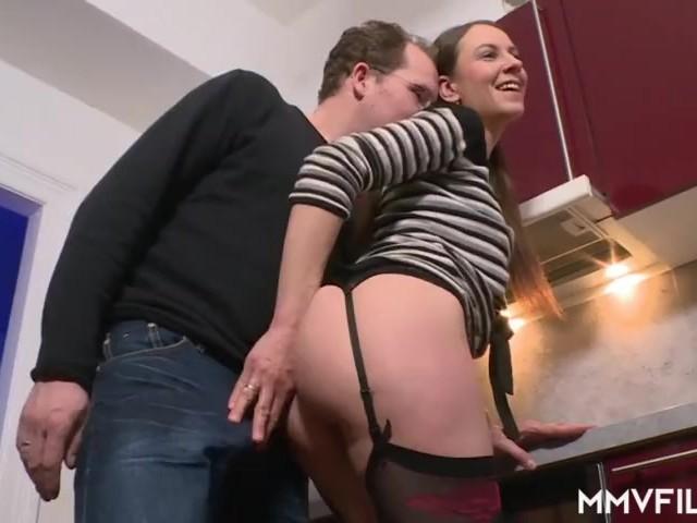 Girl pounding girl with dildo