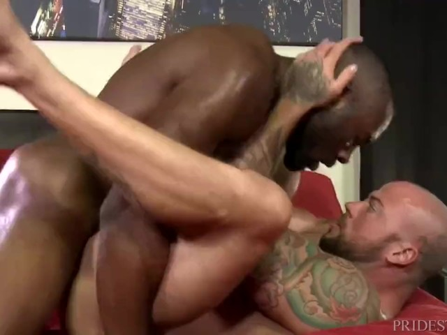 Big black gay dick cum