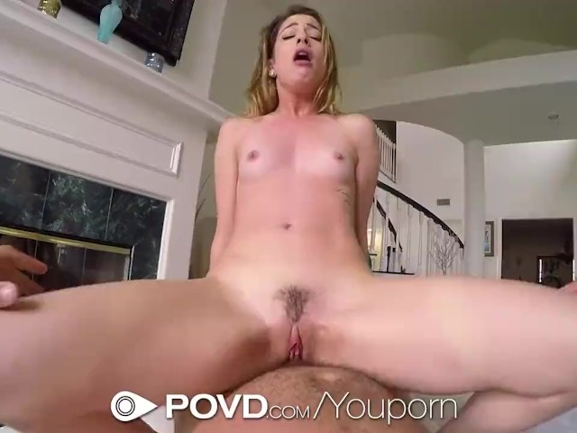 POVD Car fingered and fucked with brunette Kristen Scott #1166465