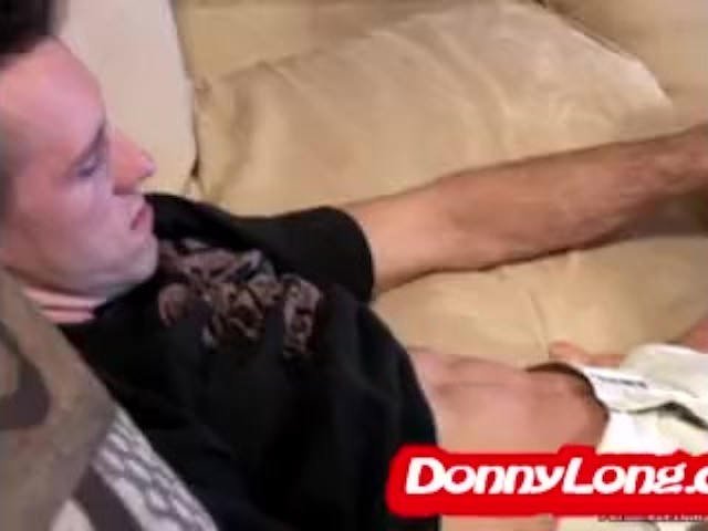 Donny Long Breaks Skinny Milf Asshole Darryl Hanah and Dp Her With Friend