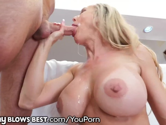 Brandy love deepthroat — photo 12