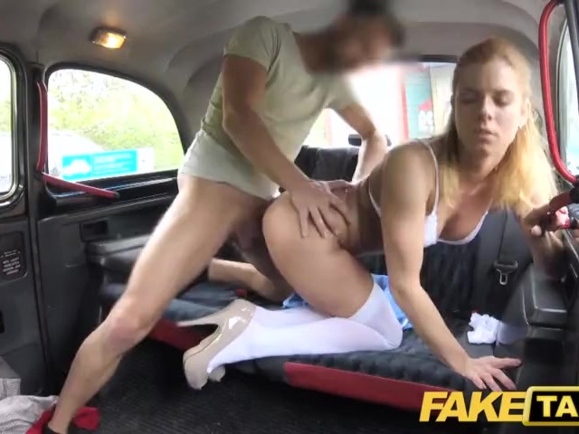 Fake Taxi Nurse In Sexy Lingerie Has Car Sex - Free Porn -1955