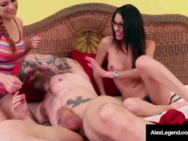 Alex legend amp veronica vain the wall street intern first dp 10