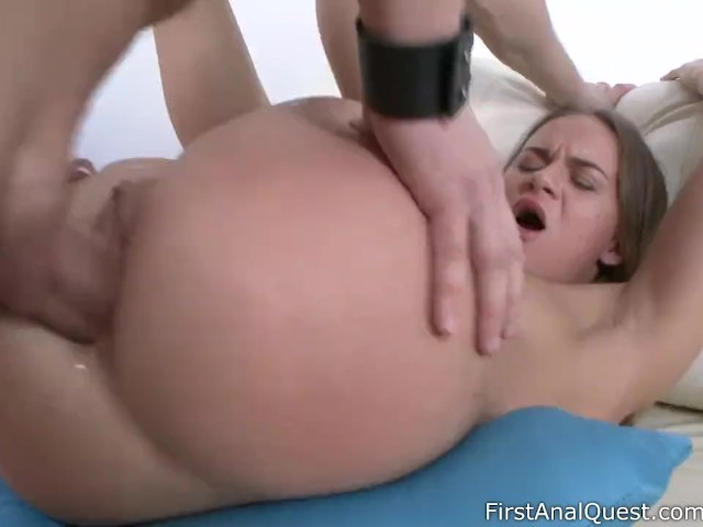 Amateur anal orgasm for a first-timer Jenny Manson #1183684