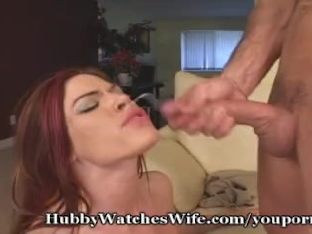 Her Hubby Is a Sissy