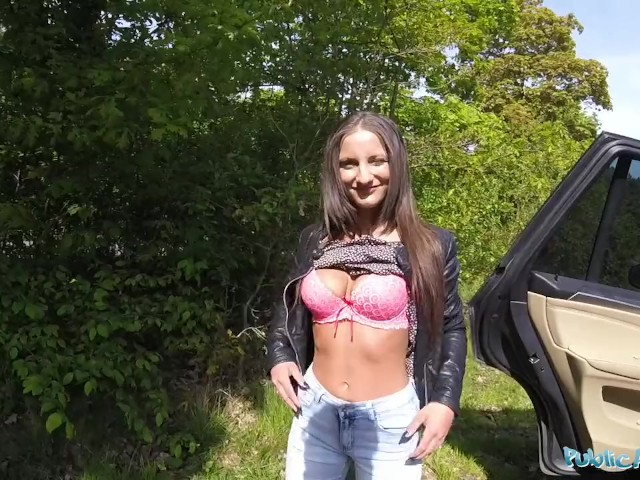 Public agent single white female fucks big cock 4