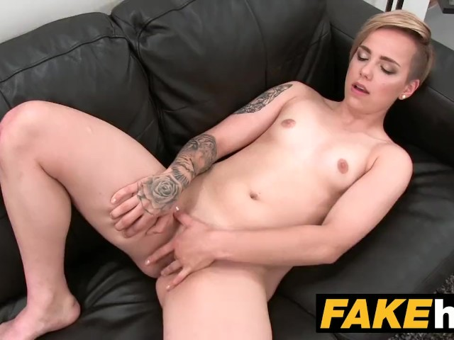 Fake Agent Short Haired Tattoo Babe Banged Hard In The Office - Watch Porn Free And -2402
