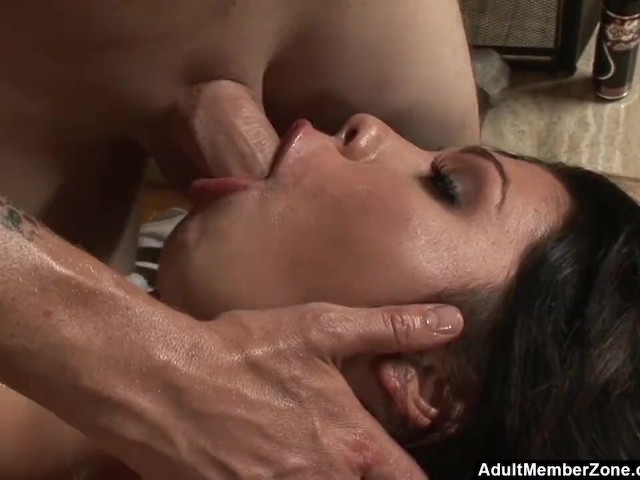 Adultmemberzone bitch gets screwed at the massage table 5