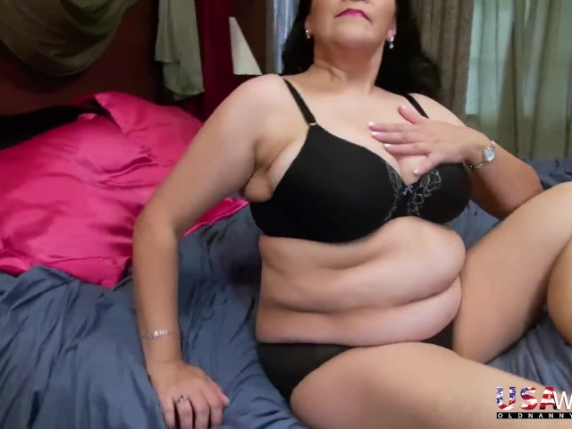 Usawives Super Seductive Mature Chubby Niki Solo - Watch -6513