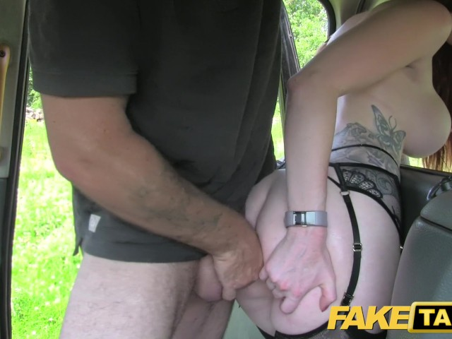 Fake Taxi Sex Mad Milf Loves To Ride Cock In London Taxi -7399