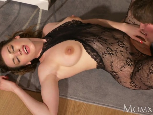 Mom Surprise Office Sex With Wife In Crotchless -1583