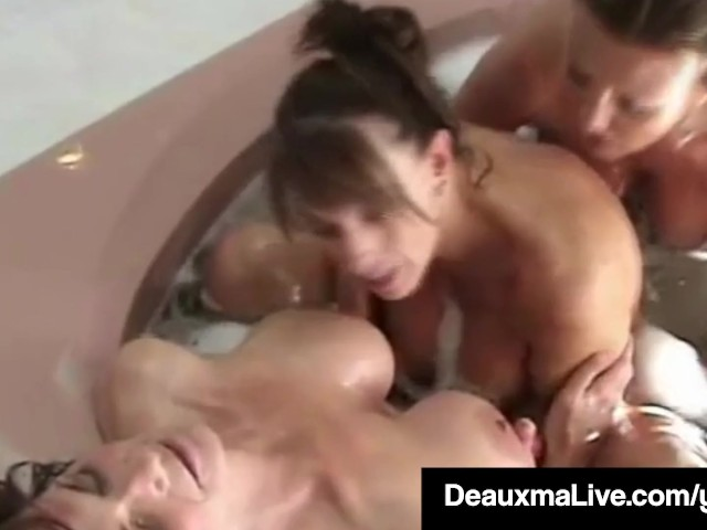 Busty wife deauxma watches hubby anal fuck sally dangelo 7
