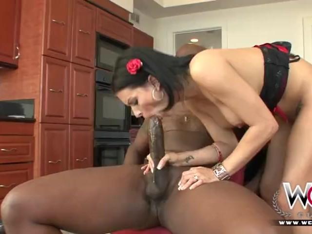 Affair having horny interracial wife