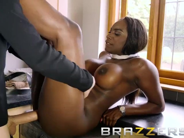 Hot Brazzer Black Porn - Big Tit Ebony Slut Gets a Big Dick Workout - Brazzers - Free Porn Videos -  YouPorn