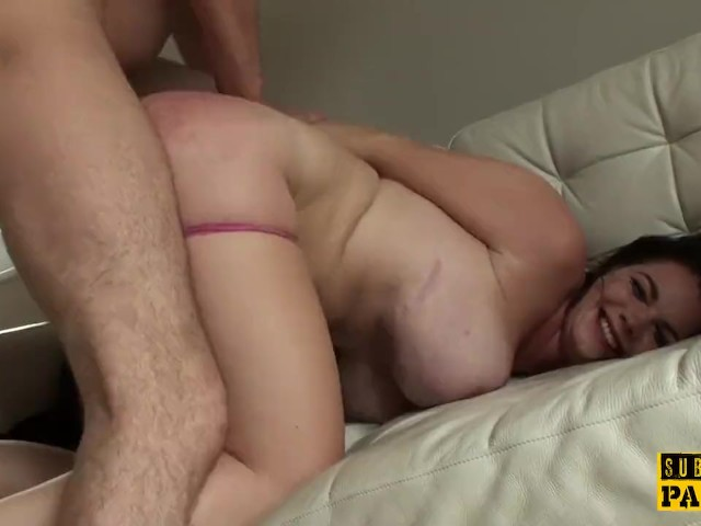 Curvy british milf submitted into roughsex 4