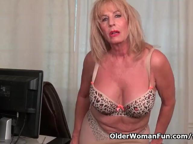 American granny porn-9048
