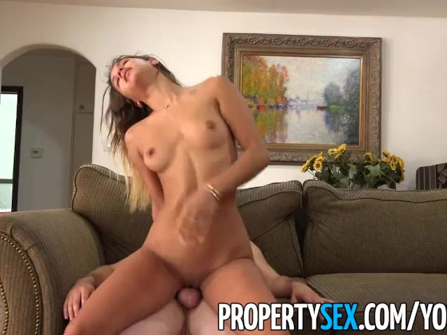 Propertysex guy fucks insane hot real estate agent