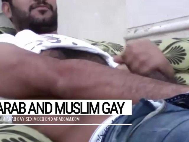 Hairy, Horny, Sexy Syriske Moussaer Tørst For Arab Gay-4935