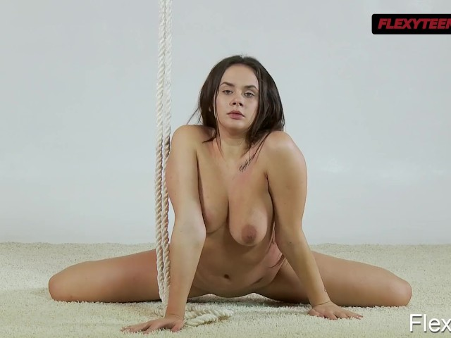 Chubby Gymnastics and Sexy Spreads Continue With Shpagatova