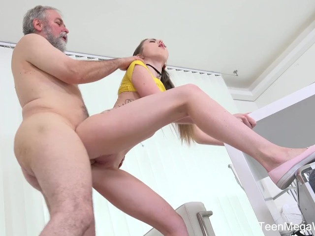 Old-N-Youngcom - Empera - Old Man Fucks A Fresh Babe -3003